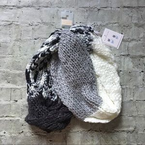 NEW Lauren Conrad Loop Infinity Scarf!